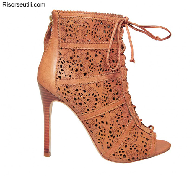 Fashion shoes Alice Olivia summer 2014