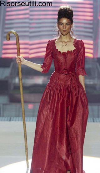 Lifestyle Vivienne Westwood spring summer 2014 womenswear