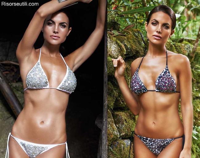 Agua Clara bikini 2014 summer women