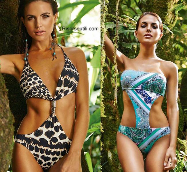 Agua Clara swimwear 2014 summer women