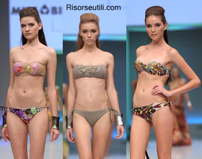 Miss Bikini swimwear 2014 summer womens