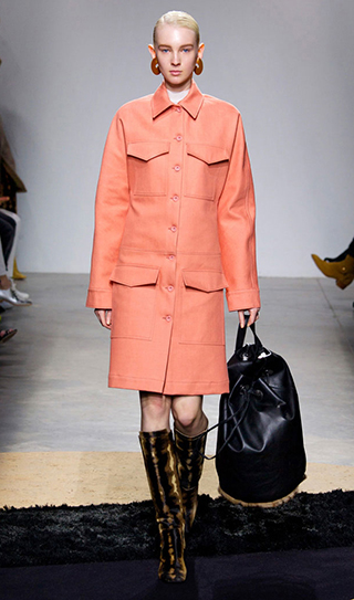 Fashion clothing Acne Studios fall winter women 10