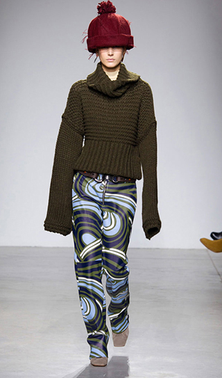 Fashion clothing Acne Studios fall winter women 23