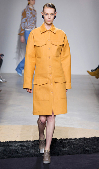 Fashion clothing Acne Studios fall winter women 4
