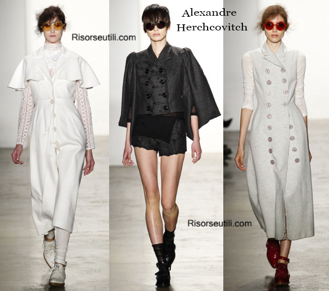 Clothing accessories Alexandre Herchcovitch fall winter
