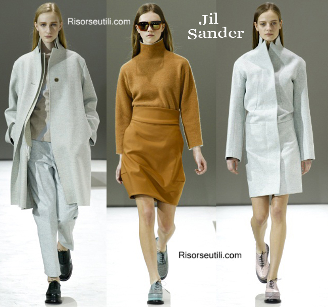 Clothing accessories Jil Sander fall winter 2014 2015