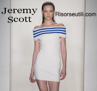 Fashion Jeremy Scott fall winter 2014 2015 womenswear