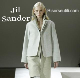 Fashion clothing Jil Sander fall winter 2014 2015 womenswear