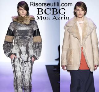 Clothing BCBG Max Azria fall winter 2014 2015 womenswear