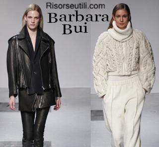 Clothing Barbara Bui fall winter 2014 2015 womenswear