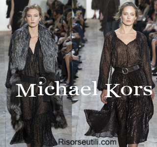 Clothing Michael Kors fall winter 2014 2015 womenswear