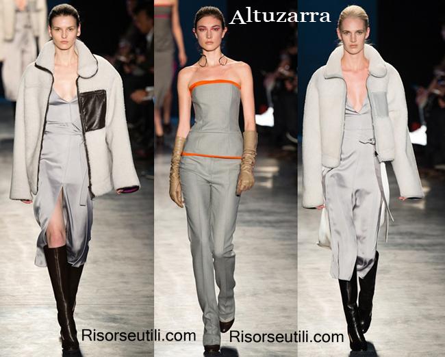 Clothing accessories Altuzarra fall winter 2014 2015