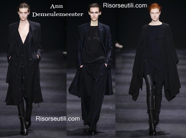 Clothing accessories Ann Demeulemeester fall winter