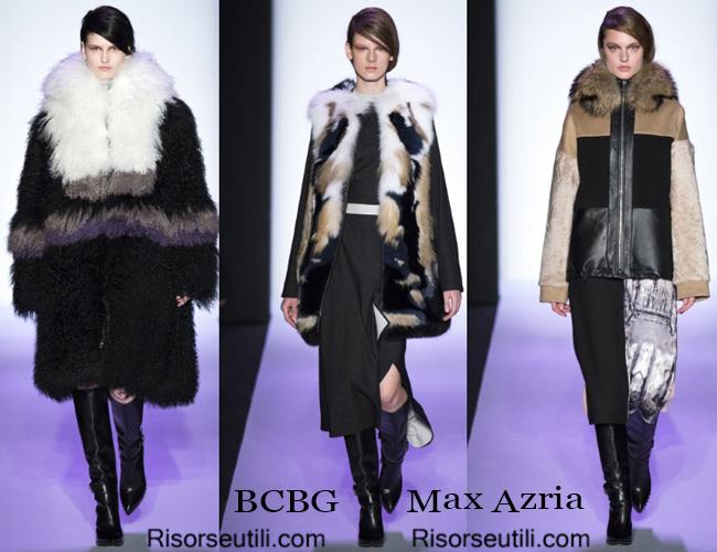 Clothing accessories BCBG Max Azria fall winter 2014 2015