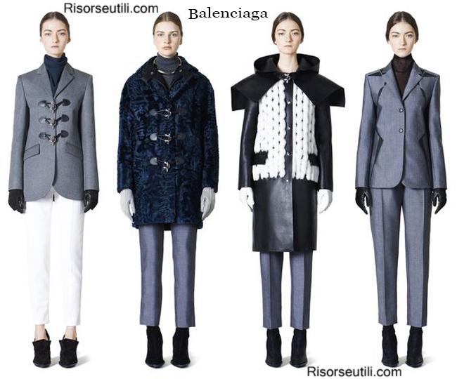 Clothing accessories Balenciaga fall winter 2014 2015