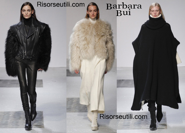 Clothing accessories Barbara Bui fall winter 2014 2015