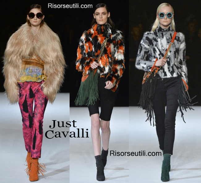 Clothing accessories Just Cavalli fall winter 2014 2015