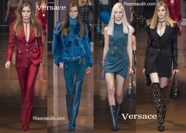 Clothing accessories Versace fall winter 2014 2015