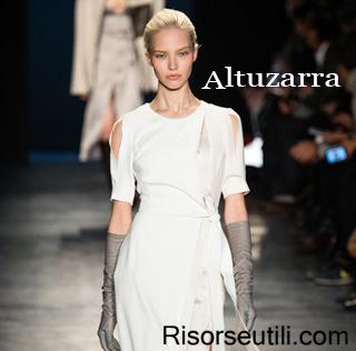 Fashion Altuzarra fall winter 2014 2015 womenswear