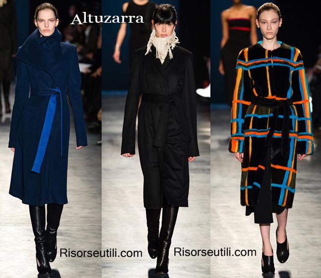 Fashion clothing Altuzarra fall winter 2014 2015