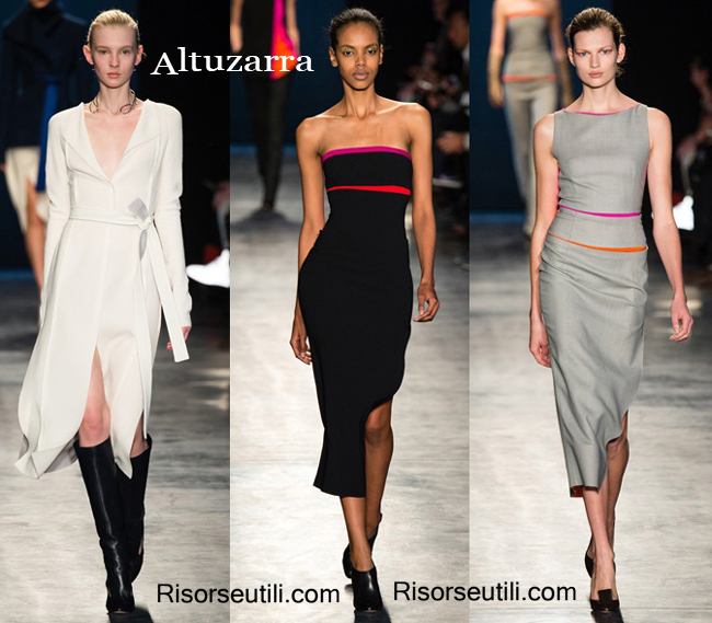 Fashion dresses Altuzarra fall winter 2014 2015