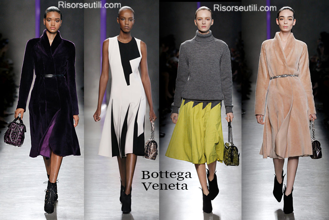 Fashion handbags Bottega Veneta and shoes Bottega Veneta