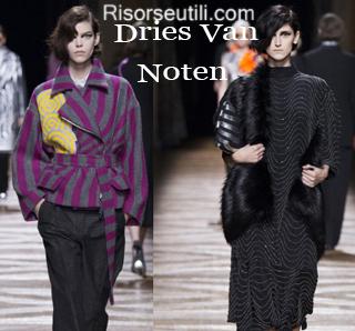 Clothing Dries Van Noten fall winter 2014 2015 womenswear