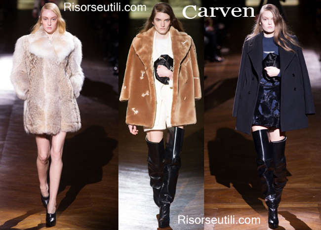 Clothing accessories Carven fall winter 2014 2015