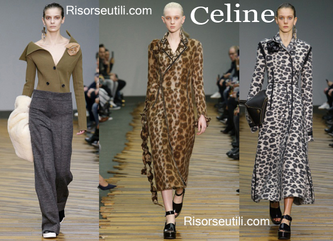 Clothing accessories Celine fall winter 2014 2015