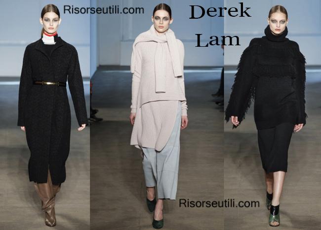 Clothing accessories Derek Lam fall winter 2014 2015