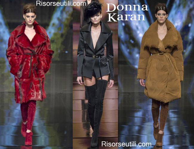 Clothing accessories Donna Karan fall winter