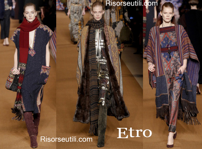Clothing accessories Etro fall winter