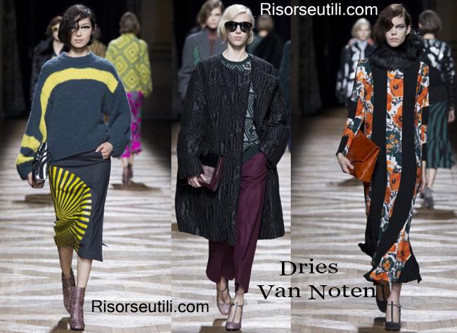 Handbags Dries Van Noten and shoes Dries Van Noten