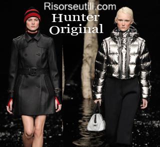Clothing Hunter Original fall winter 2014 2015 womenswear