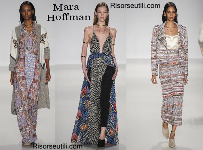 Accessories Mara Hoffman womenswear fall winter