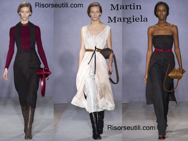 Bags Martin Margiela and shoes Martin Margiela