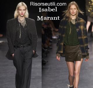 Clothing Isabel Marant fall winter 2014 2015 womenswear