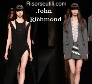 Clothing John Richmond fall winter 2014 2015 womenswear