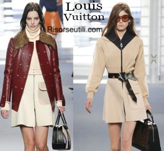 Clothing Louis Vuitton fall winter 2014 2015 womenswear