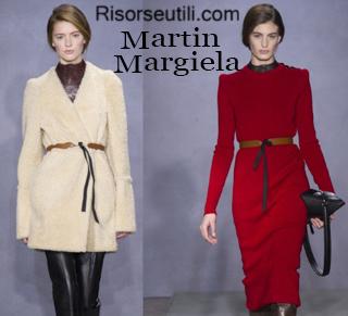 Clothing Martin Margiela fall winter 2014 2015 womenswear