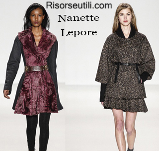Clothing Nanette Lepore fall winter 2014 2015 womenswear