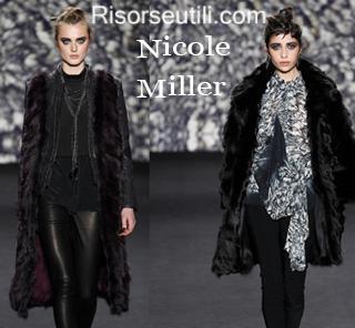 Clothing Nicole Miller fall winter 2014 2015 womenswear
