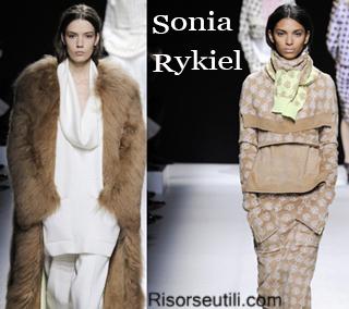Clothing Sonia Rykiel fall winter 2014 2015 womenswear