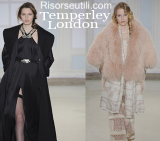 Clothing Temperley London fall winter 2014 2015 womenswear