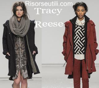 Clothing Tracy Reese fall winter 2014 2015 womenswear