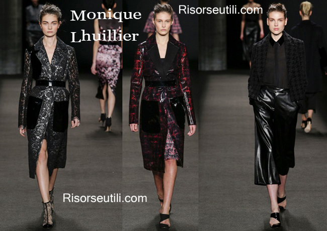 Collection Monique Lhuillier and shoes Monique Lhuillier