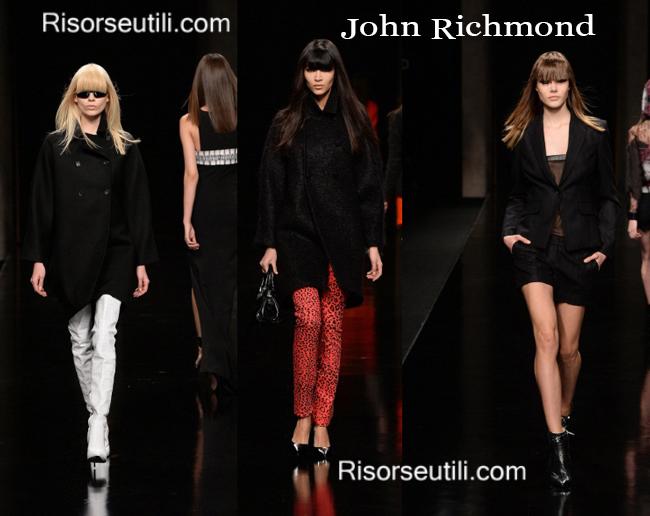 Fashion bags John Richmond and shoes John Richmond