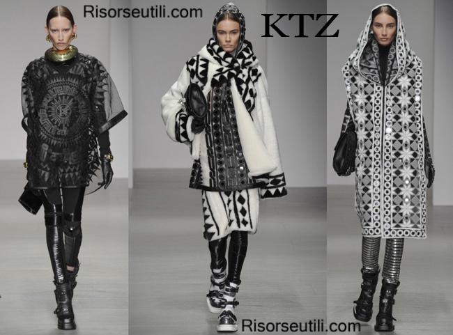 Fashion bags KTZ and shoes KTZ