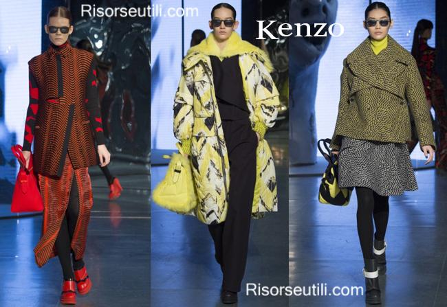 Fashion bags Kenzo and shoes Kenzo