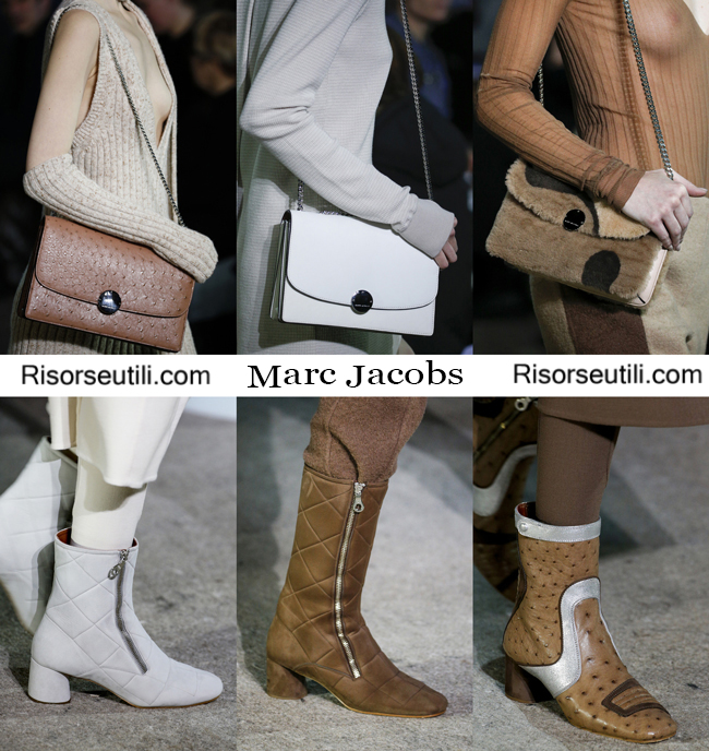 Fashion bags Marc Jacobs and shoes Marc Jacobs